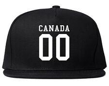 Kings Of NY Canada Team Ontario Printed Snapback Hat Toronto Vancouver