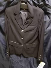 HKM Oslo Breathable Show Jacket - Black - Size 10 & 12