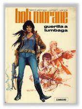 Bob Morane 19 Guerilla a Tumbaga Vance Vernes Lombard 1974
