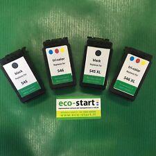 Cartucce COMPATIBILI Canon PG-545 / CL-546 PG-545XL / CL-546XL (nero, colore)