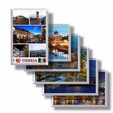 IT - Italia - Umbria - frigo calamite frigorifero souvenir magneti