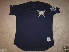 Milwaukee Brewers 1994 MLB #3 Game Used Worn Batting Practice Jersey XL