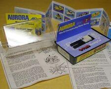 AFX G+ Salazar Williams Bata Din F1 Slot Car BOX 1836
