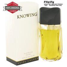 KNOWING Perfume by Estee Lauder 2.5 1 oz 75 ML Eau De Parfum Spray for WOMEN NEW