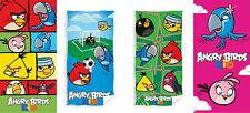 Angry Birds Toalla de baño Toalla Playa Toalla de ducha 70 x 140 CM
