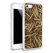 Bullets - Rifle Gun Weapon Hybrid Bumper Case for Apple iPhone 7 or 7+ Plus