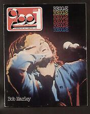 CIAO 2001 21/76 MARLEY BOWIE HIPGNOSIS GUCCINI PICCOLO INSIEME TERREMOTO FRIULI