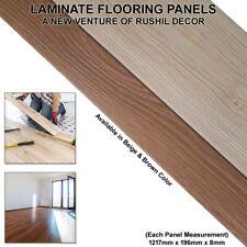 High Quality Laminate Flooring Panels Luxury Effect Textured Design