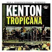 At the Las Vegas Tropicana by Stan Kenton (CD, Mar-1996, Blue Note (Label)) NEW