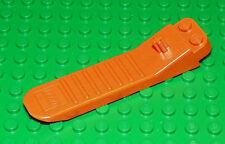 LEGO - BRICK SEPARATOR w/ TECHNIC AXLE (X2) - ORANGE