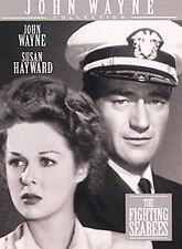 The Fighting Seabees    (DVD)  John Wayne, Susan Hayward    LIKE NEW