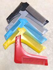 Beard Styling Comb The Beard Shaper Grooming Template Tool, Mustache, Face, Neck