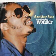 "7"" 1977 ! STEVIE WONDER Another Star  // VG+? \"