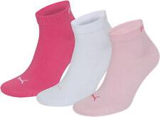 Puma Quarter Damen Sneakers Socken 9er Set 9 Paar - Pink Lady