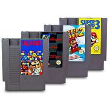 4 Nes Spiele 3 in 1 + Super Mario Bros 2 + Super Mario Bros 3 + Dr Mario X