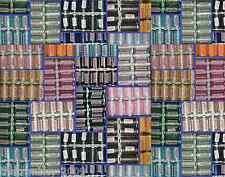 120S Macchina da Cucire Poliestere filettatura bobine di 500yd 22 Colori