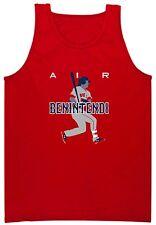 "Andrew Benintendi Boston Red Sox ""AIR PIC"" jersey Shirt TANK-TOP"