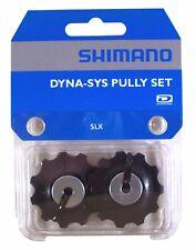SHIMANO DYNA-SYS SLX DEORE ruote sostegno deragliatore bici vtt bmx mtb retro