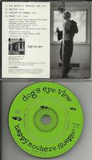 Peter Stuart DOG'S EYE VIEW 4TRX Sample w/RARE LIVE TRK PROMO RADIO DJ CD single