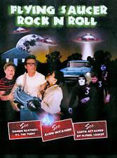 Flying Saucer Rock N Roll (DVD, 2009)