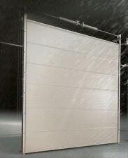 Hallentor Werkstatttor Industrie Sektionaltor  Wärmegedämmt Isolierung 60 mm