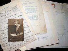 1921 - 1962 EL PASO TEXAS AUTOGRAPHS RADFORD SCHOOL FOR GIRLS WAR MUSEUM + MORE