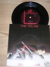 """GARY NUMAN - I Die You Die - 1980 UK Beggars Banquet 7"""" Vinyl SIngle in Sleeve"""
