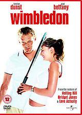 Wimbledon DVD R2  Film 2010 Romantic Comedy Movie Kirsten Dunst Paul Bettany NEW