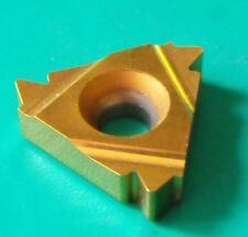 Gloster external threading screw cutting inserts GTX30