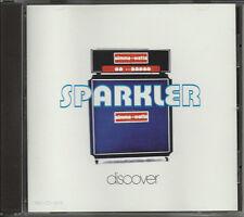 SPARKLER Discover ULTRA RARE PROMO DJ CD Single 1997