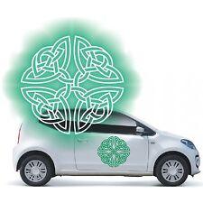 Aufkleber  Celtic Ornamente Keltische Zeichen Symbole Keltisch Sticker Auto15