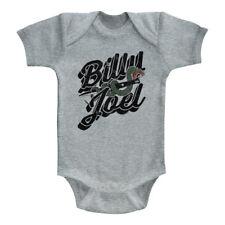 Billy Joel Snake & Dagger Baby Romper Onezies 6-24 Month