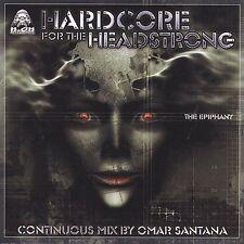 FREE US SHIP. on ANY 2+ CDs! ~LikeNew CD Santana, Omar: Hardcore for the Headstr
