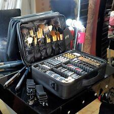 Professional Empty Makeup Organizer Cosmetic Bag Large Capacity Make Up Case