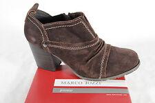 Marco Tozzi Stiefelette, braun, Reißverschluß, weiches Fußbett,  NEU!!
