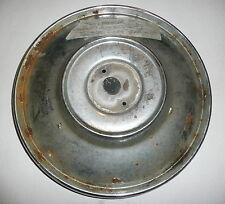 "Original Classic Daimler / Jaguar  Vintage Chrome Wheel Hub Cap Hubcap  10.5"""