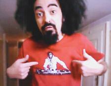 "T-shirt ""ELVIS DJ"", King of Rock Vintage Comics Pop Caparezza, Collez. 2018!"