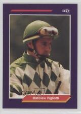 1992 Horse Star Jockey Cards Matthew Vigliotti #272