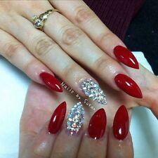 Swarovski Rhinestones for Nail Art - Crystal AB Flatback - in Several Sizes
