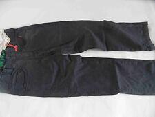CARBONE coole 5 pocket Jeans anthrazit  Gr. 122 NEU