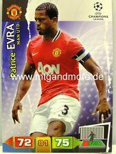 Adrenalyn XL Champions League 11/12 - Patrice Evra