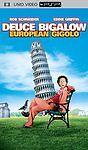Deuce Bigalow: European Gigolo (UMD, PSP MOVIE 2005) ROB SCHNEIDER NEW FREE SHIP