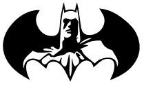 Decal Vinyl Truck Car Sticker - DC Comics Batman In Logo