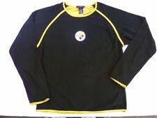Ladies Reebok Steelers Polar Fleece Top