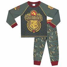 Harry Potter Pyjamas | Boys Harry Potter Quidditch PJs | Quidditch Pyjamas | NEW