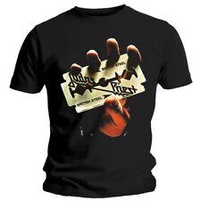 Judas Priest British Steel Shirt S M L XL XXL Officl Heavy Metal T-Shirt Tshirt