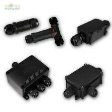 2//3-fach Kabelverbinder Dosenmuffe Verbindungsbox Erdkabel Wasserdicht Box IP66