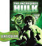 The Incredible Hulk - The Complete Fifth Season DVD, Bill Bixby, Lou Ferrigno, J