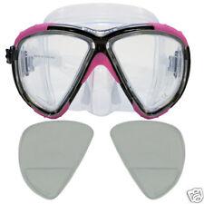 Scuba Dive Prescription Gauge Reader Bifocal Mask +2.25