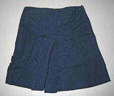 NEW Girl school uniform Skort Culotte Navy size 5 to 16